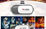 Virtual Reality VR BOX 3D Glasses Google Ver 3.0 & Bluetooth remote controller