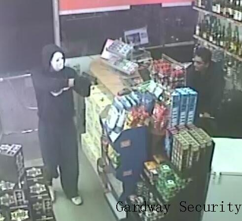 Robbery Event at Victoria Liquor Shop at 19:47 OCT 2012