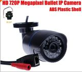 Waterproof Bullet IP Camera IR Outdoor