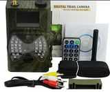 "2"" SMS Control MMS Email GPRS Hunting Trail Camera Complete DIY KIT"