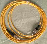 3M Fiber Patch Cord Jumper Cable FC/UPC-ST/UPC,SM,9/125,3.0MM