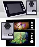 Wireless Video DoorPhone Intercom Complete Kit 1:2