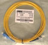 3M Fiber Patch Cord Jumper Cable ST/UPC-SC/UPC,SM,9/125,3.0MM
