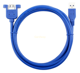 USB 3.0 AM to AF Converter Cable 0.6M