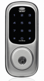 Lookwood Wireless Digital Deadbolt Lock, Z-Wave Enabled