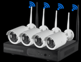 4-CH Wireless NVR 960P KIT