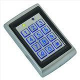 Standalone Metal Access Control Keypad with 2 Relays to open 2 Doors