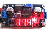 LM2596 DC 4.0~40 to 1.3-37V LED Voltmeter Buck Step-down Power Converter Module